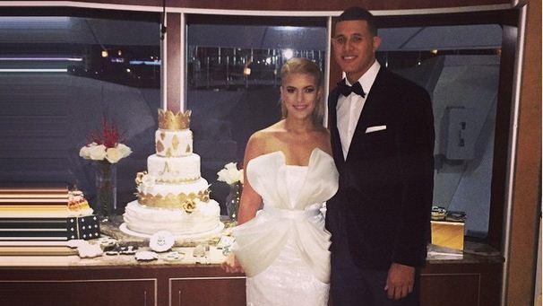 Manny Machado's Wedding