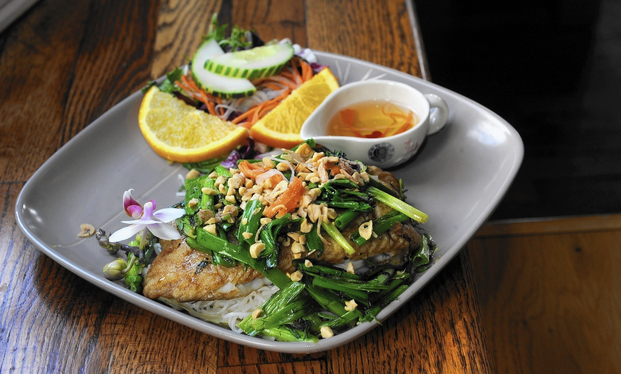 Saigon Today in Canton offers great flavors of Vietnam
