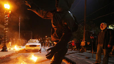More troops deployed in Ferguson to guard against fresh riots