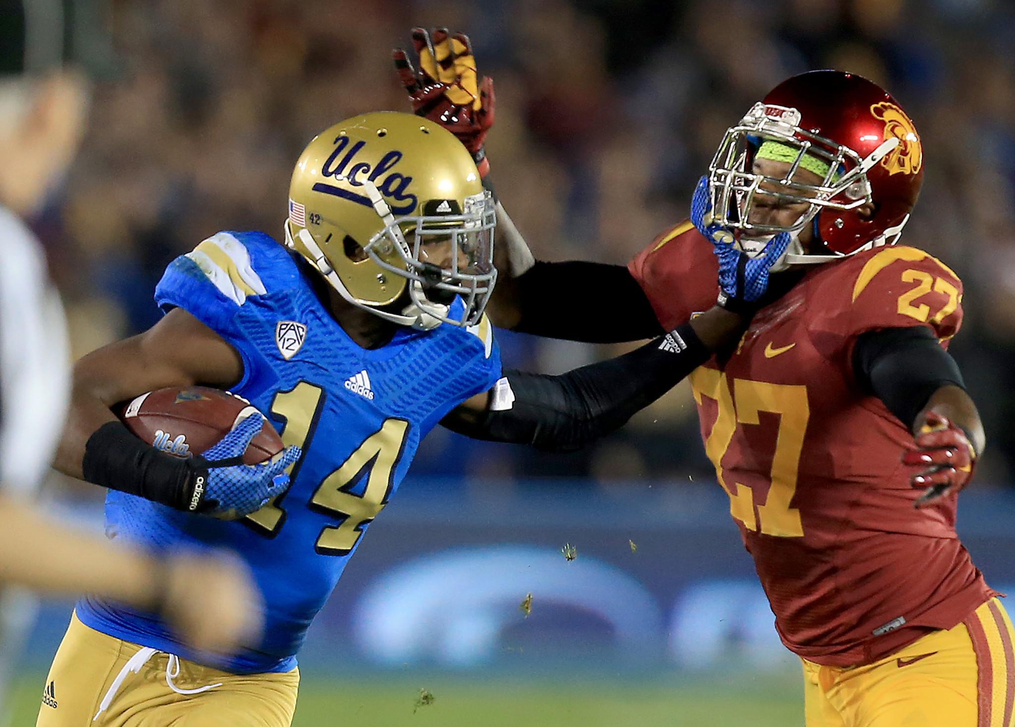 Josh Rosen Quarterback UCLA