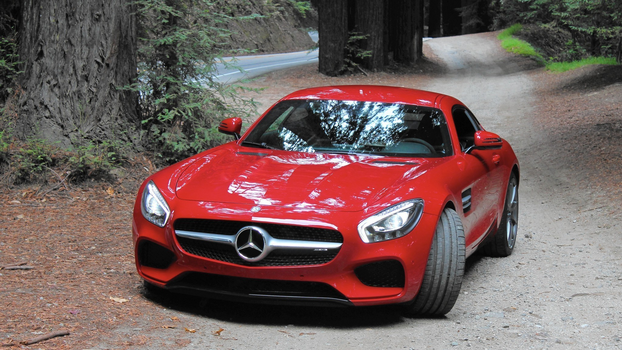 First drive MercedesAMG GT S muscles in on the sports car