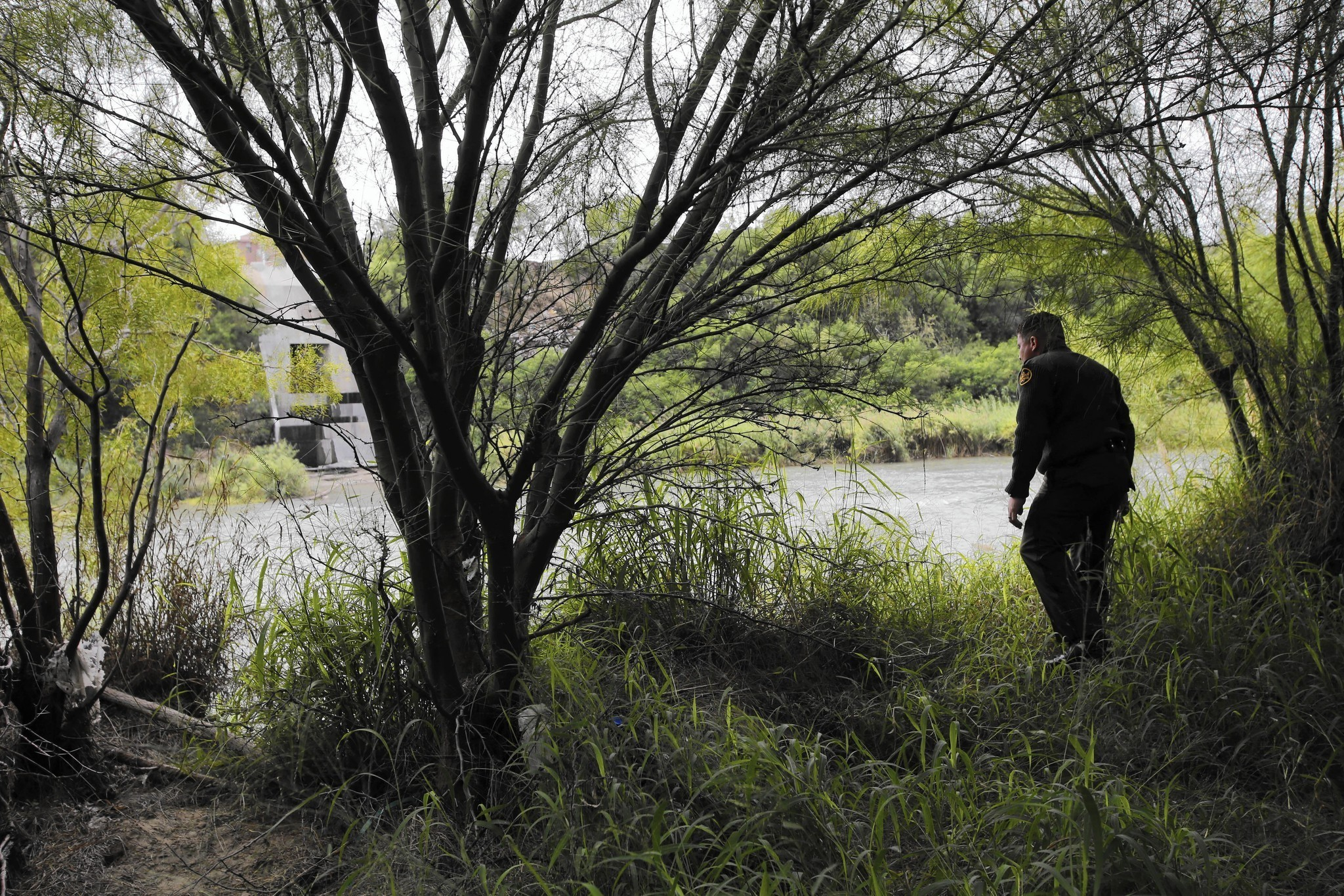 Middle Easterners crossing border from Mexico? It's rare