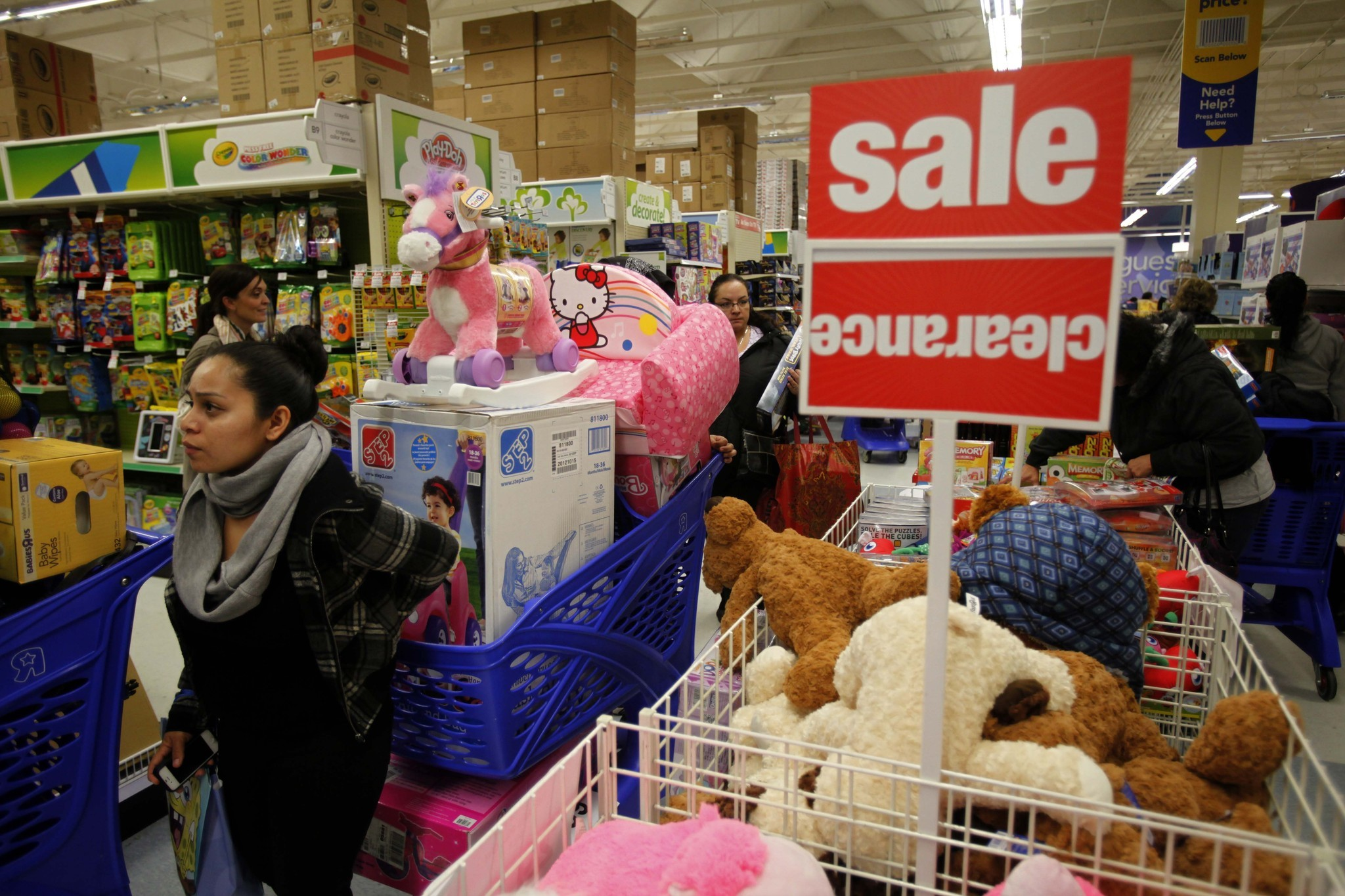 should black friday start on thanksgiving Big retailers are kicking off the start to the holiday shopping season by offering early black friday sales or opening their doors on thanksgiving day, providing consumers who want to sneak away .