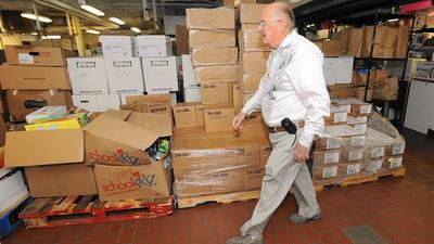 Food Bank thankful but need still grows