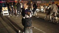 44 arrests during Ferguson protests