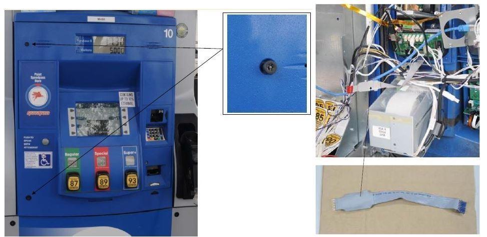 Mobil Gas Card >> Credit-card skimmer found at Boynton gas pump - Sun Sentinel