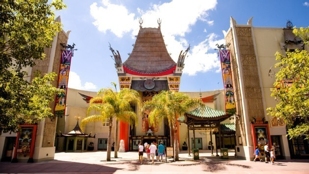 Image result for the great movie ride hollywood studios