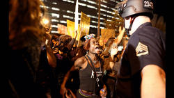 183 Ferguson protesters arrested in L.A., many more than in other cities