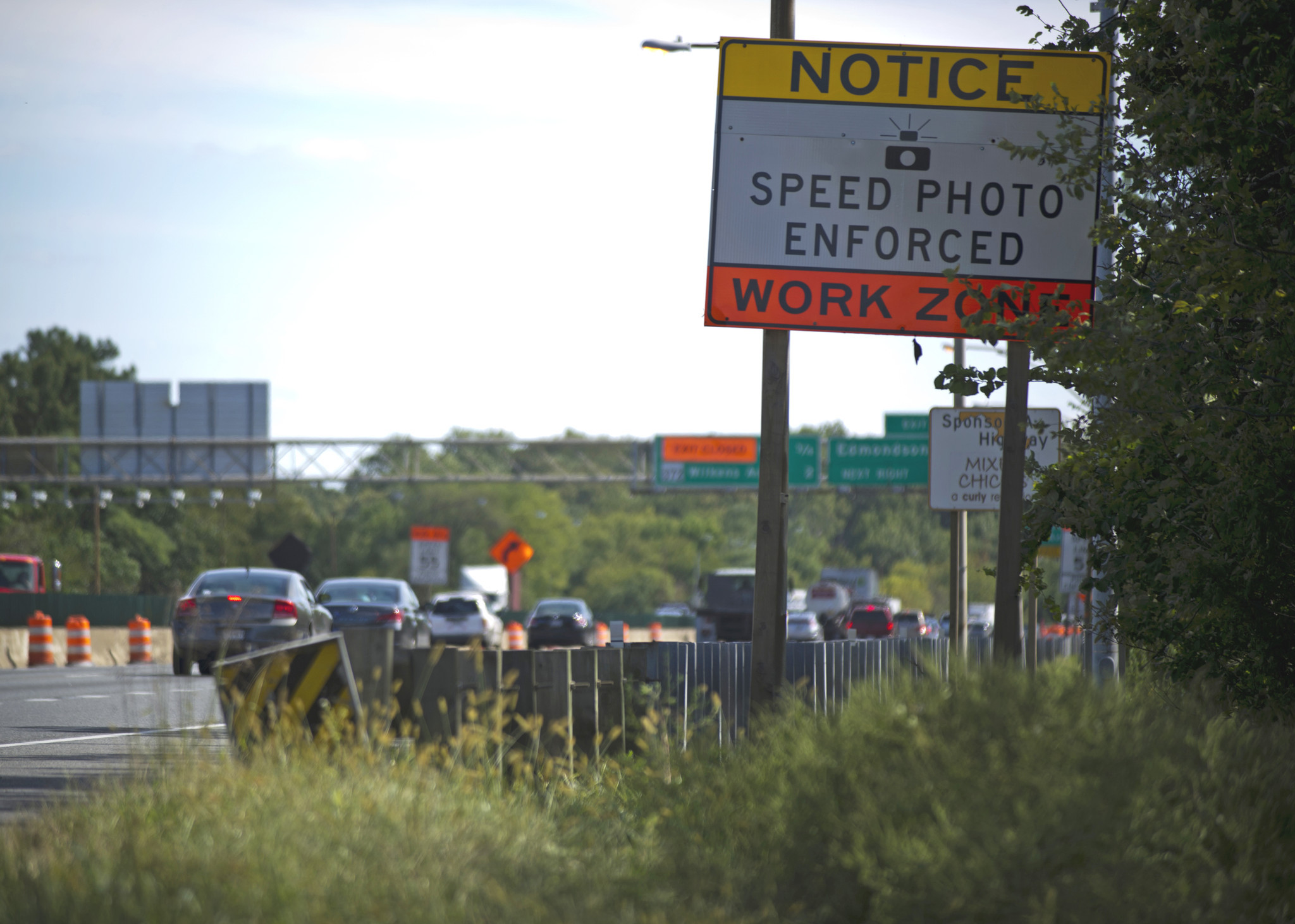 Camera Maryland Highway Cameras speed cameras to monitor route 29 construction in howard county times
