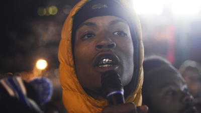 New leaders emerge out of Ferguson protests in Baltimore