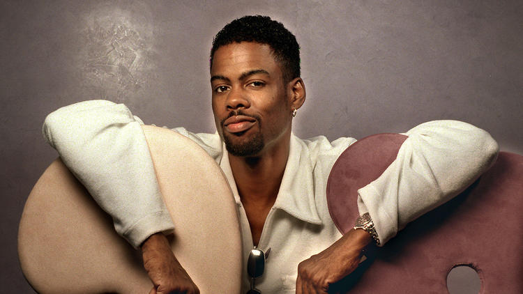 Chris Rock: Career in pictures