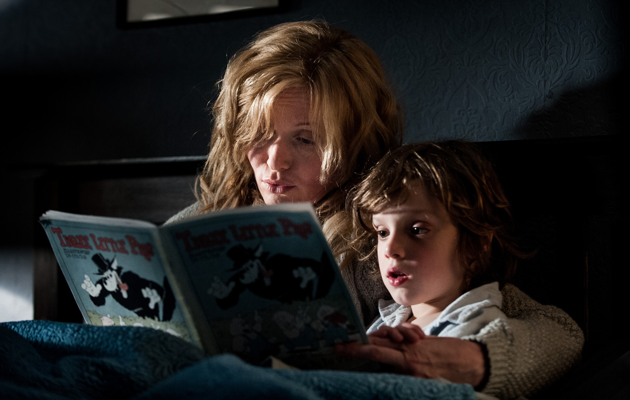 'The Babadook,' smart and dark, delivers grown-up horrors