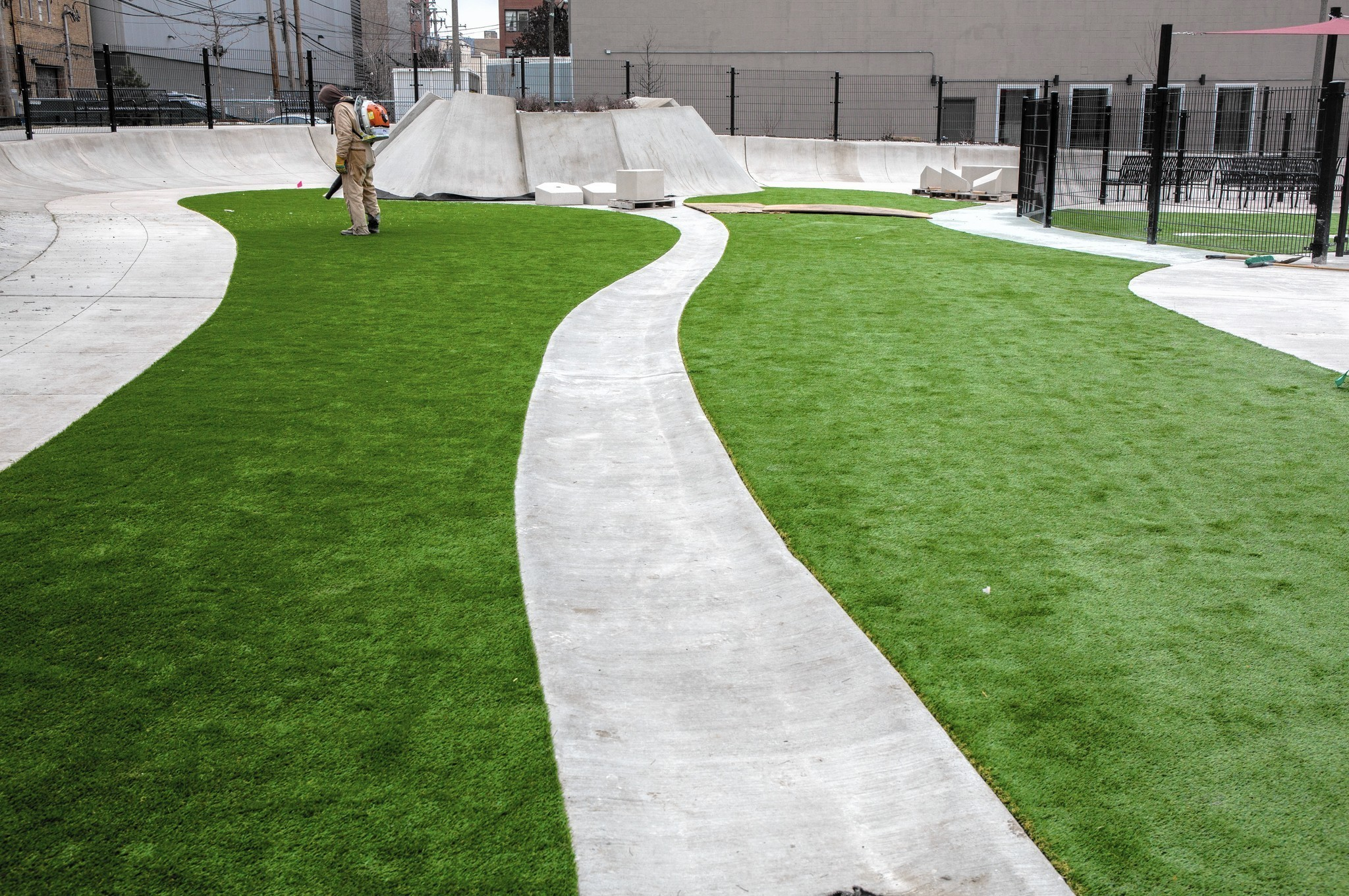 New Dog Park Coming To South Loop Chicago Tribune - Map of chicago dog parks