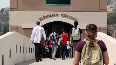 Glendale Community College foundation marks early gains