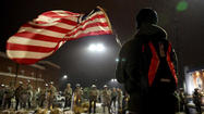 Protests in Ferguson, elsewhere dwindle after 2 nights of unrest
