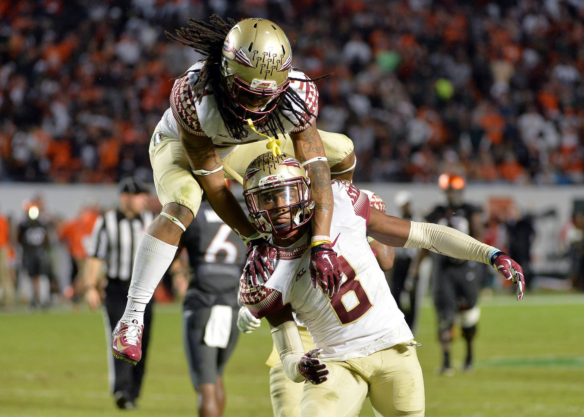 FSU DB Jalen Ramsey sparks defense takes on role of villain