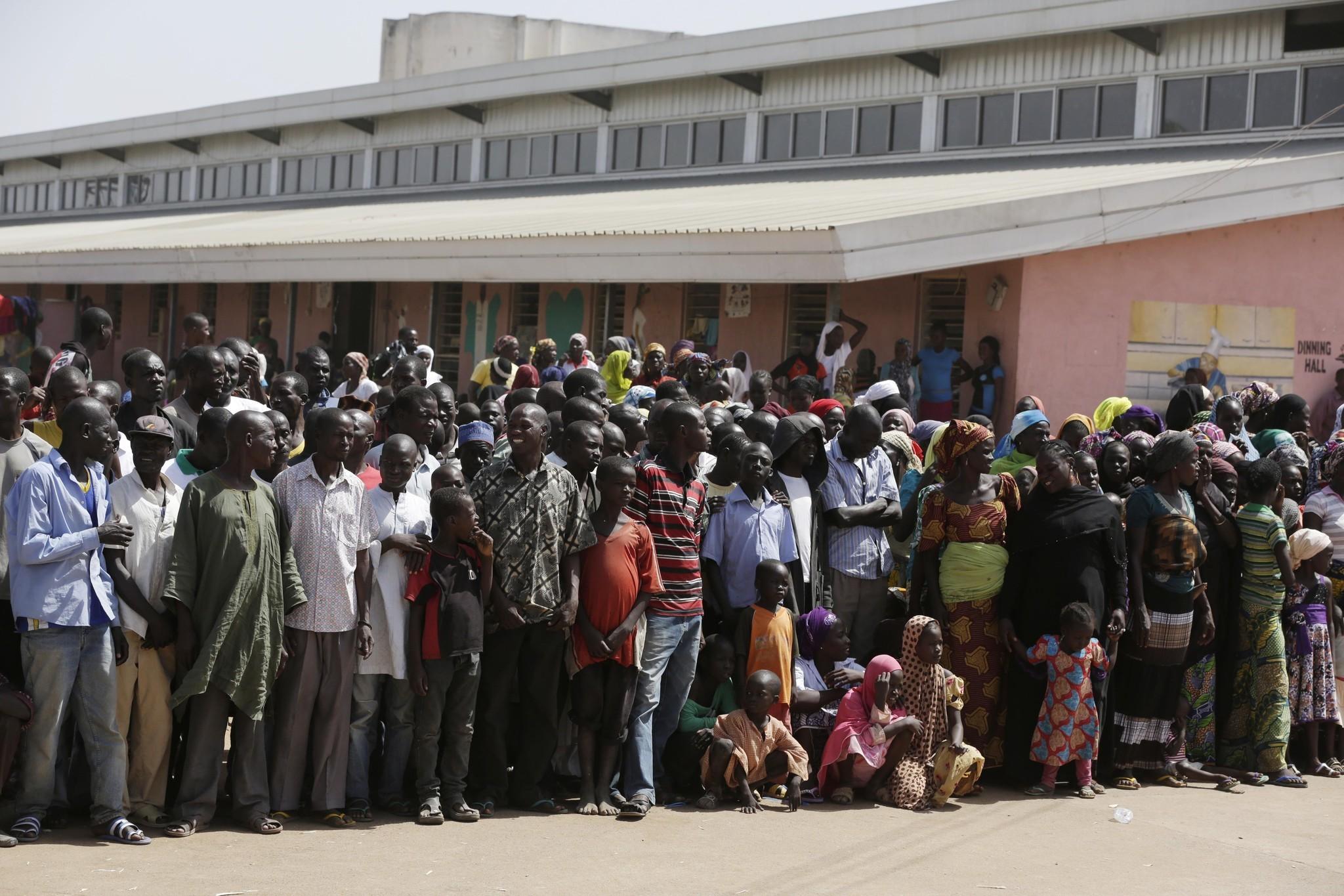 Roadside bomb kills at least 35 in northeastern Nigeria