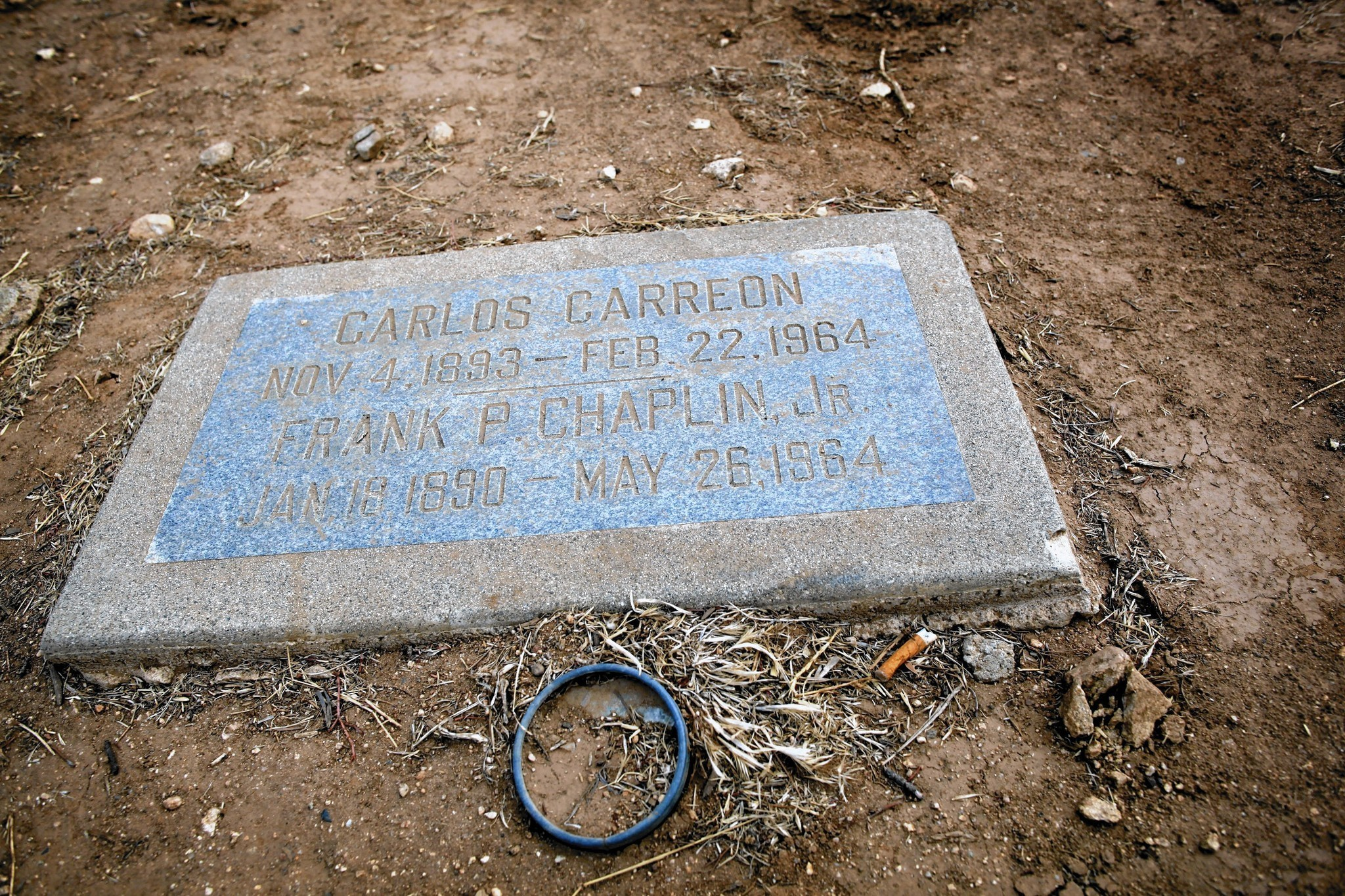 Evergreen Cemetery is awash in history, and drowning in blight