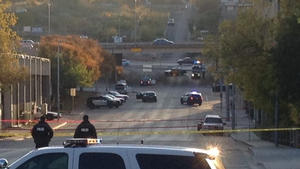 Related story: Gunman killed after firing 100 rounds at Austin government buildings