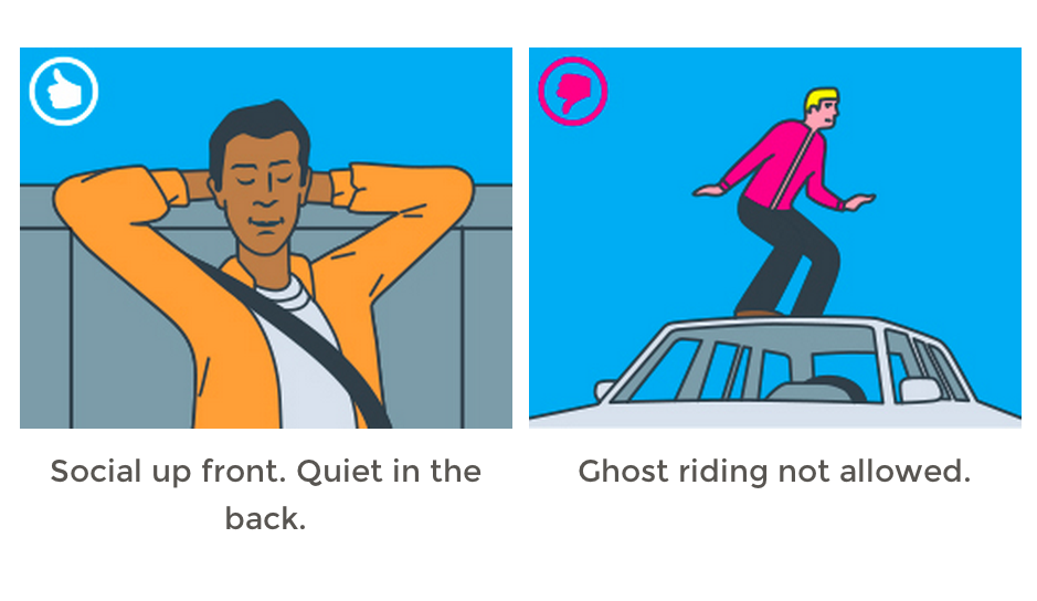 Lyft distances itself from fist bump during busiest week yet