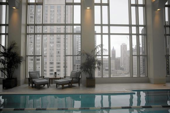 Chicago hotel spas offer winter warm up ctnow for Spa weekend in chicago