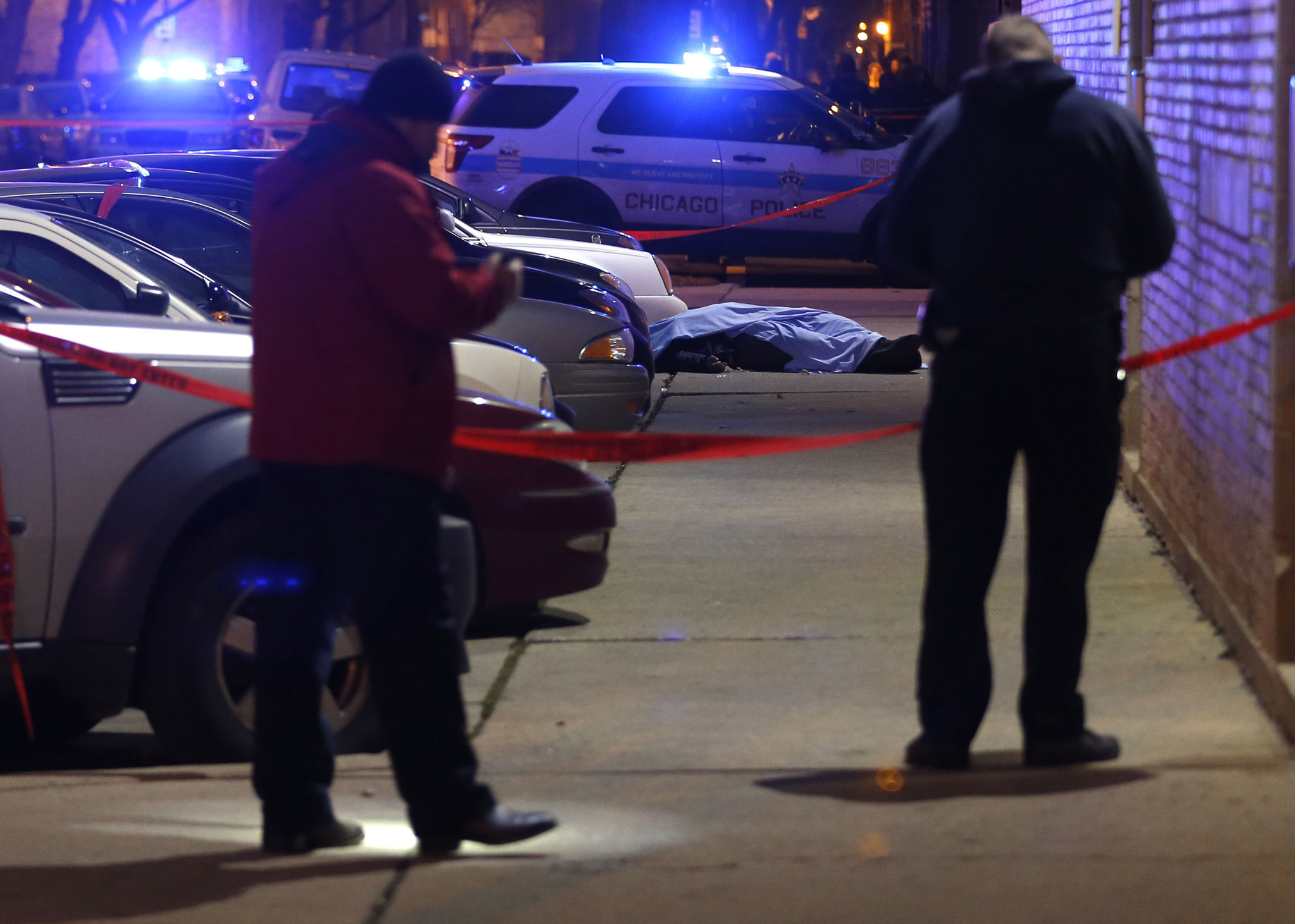 Boy, 16, killed in double shooting on Southwest Side