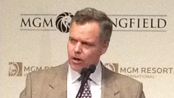 MGM Resorts Chief
