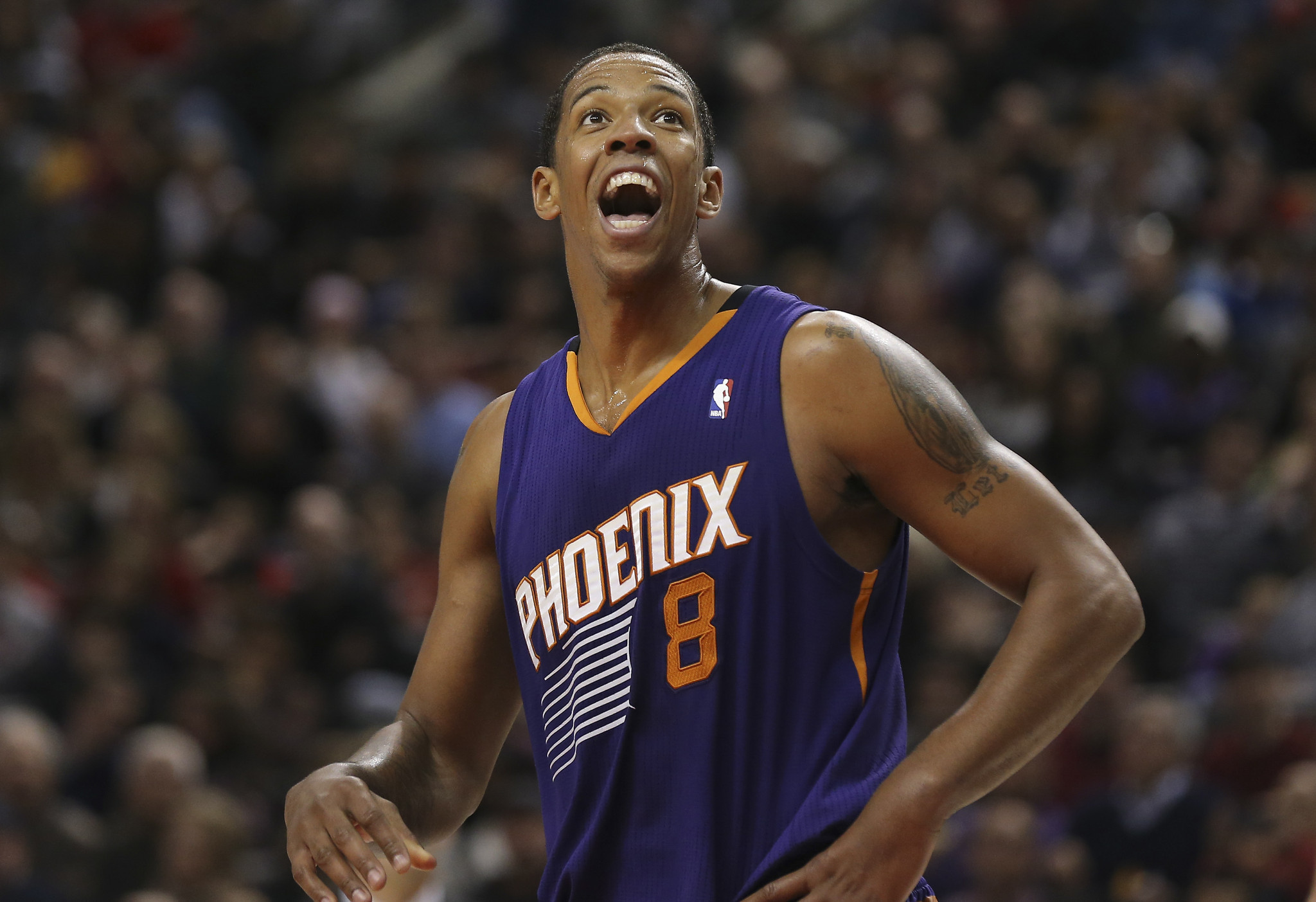 Channing Frye s most influential mentor was Grant Hill Orlando
