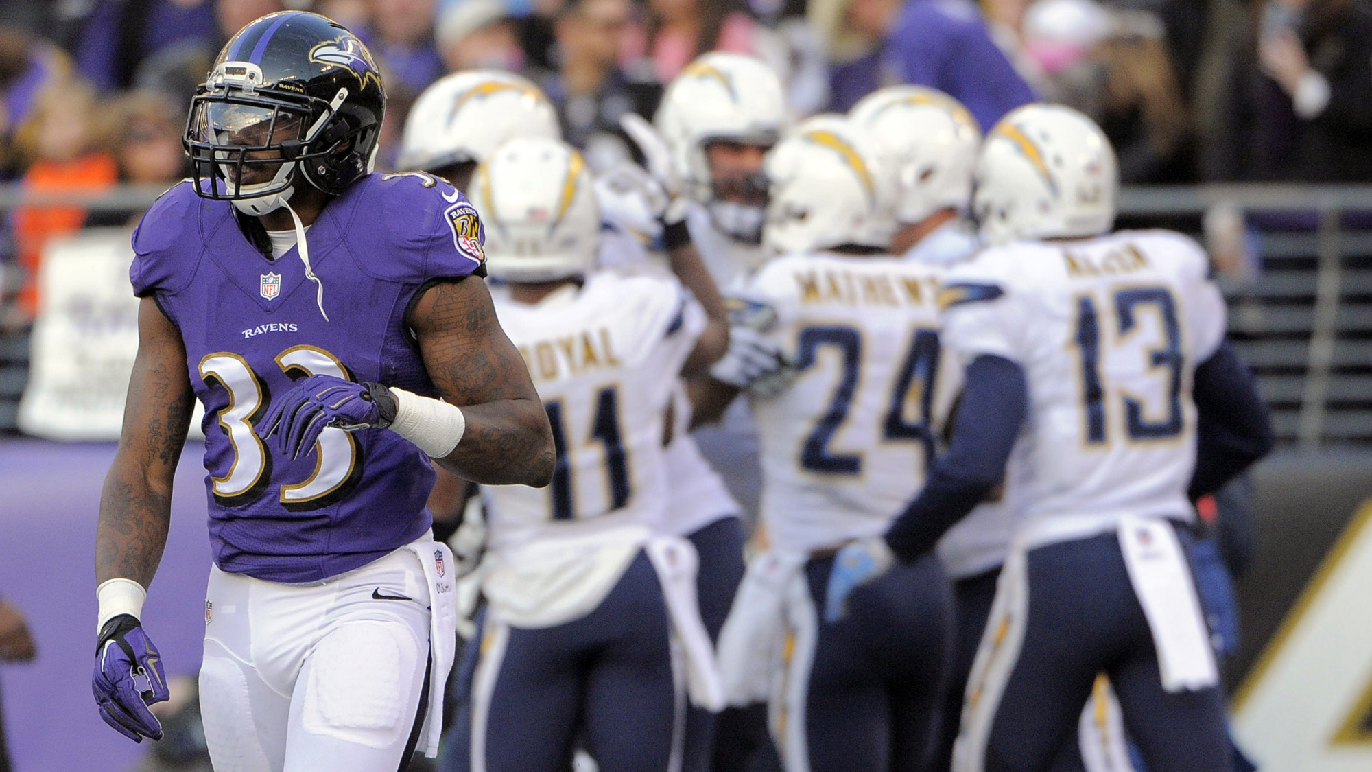 Ravens Fail To Capitalize On Chances In 34 33 Loss To San