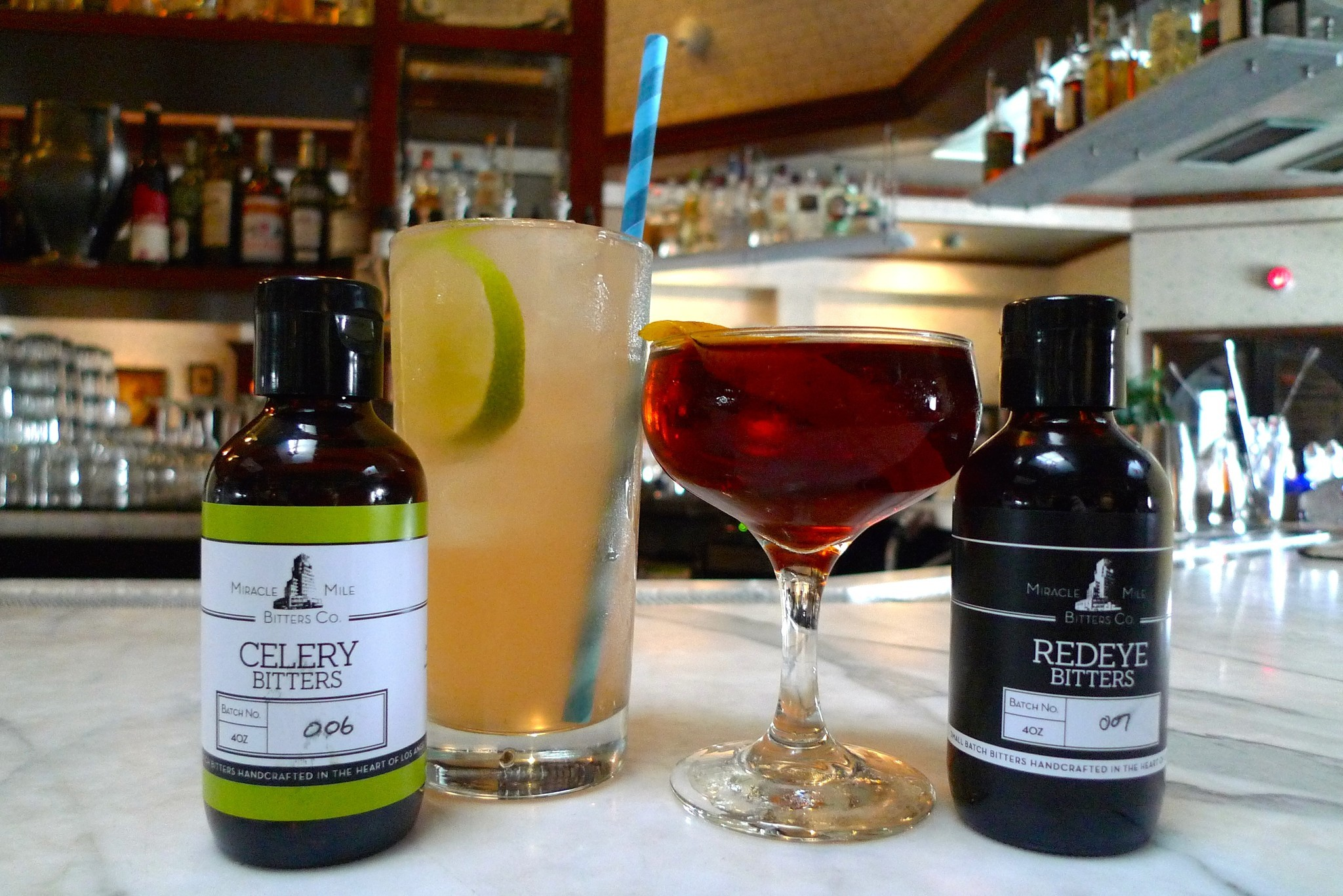 Bitters can add flavor to holiday cocktails recipes la for Cherry bitters cocktail recipe