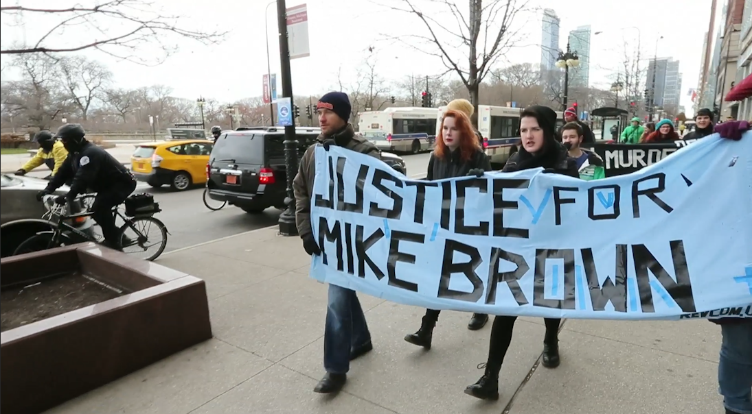 Another tense day in Ferguson as grand jury verdict looms