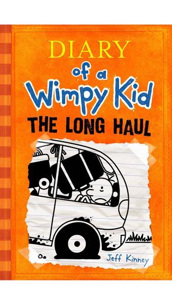 Dairy Of A Wimpy Kid Book Tour