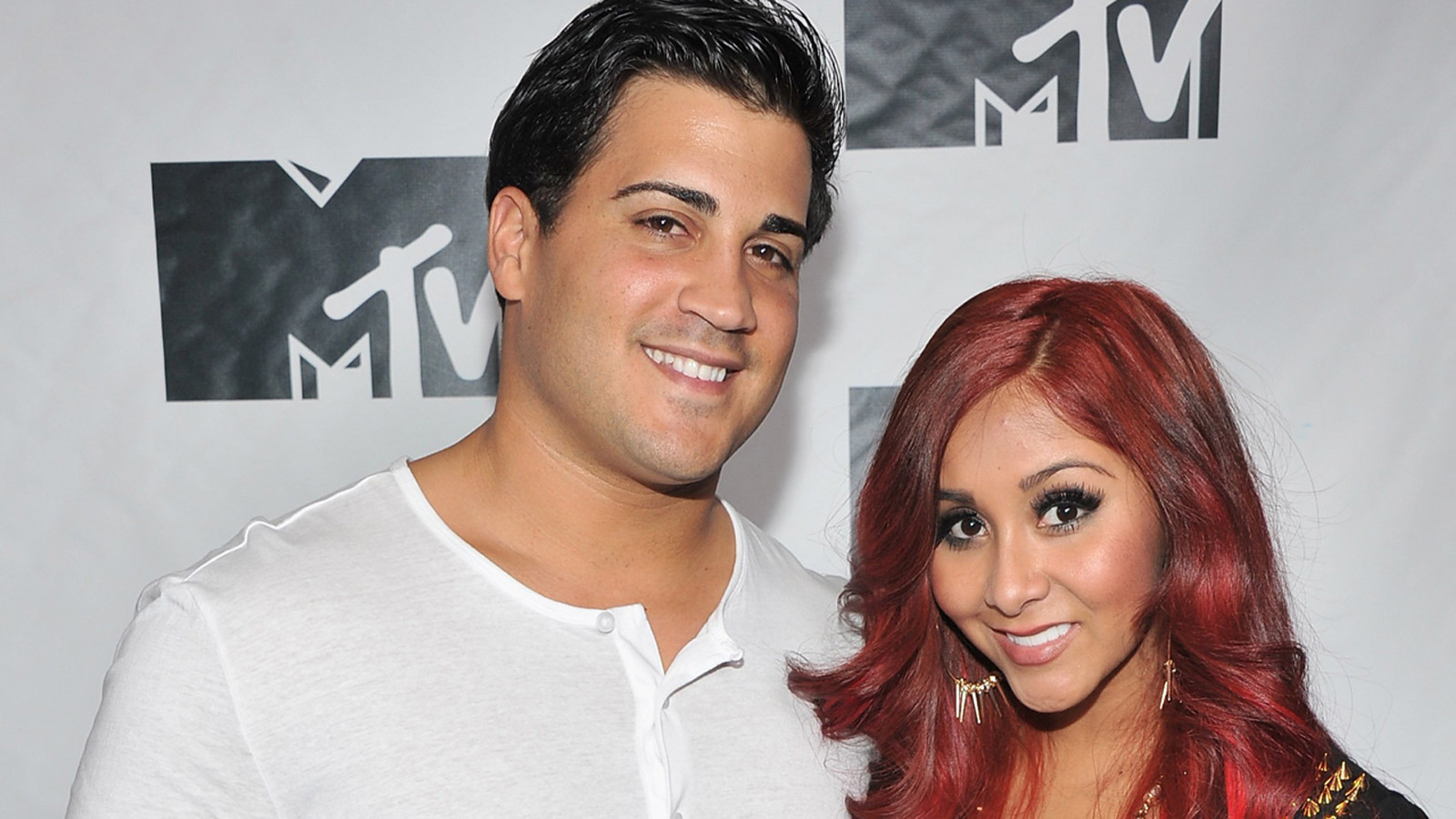 Snooki Marries Jionni LaValle In A Gatsby Themed Wedding
