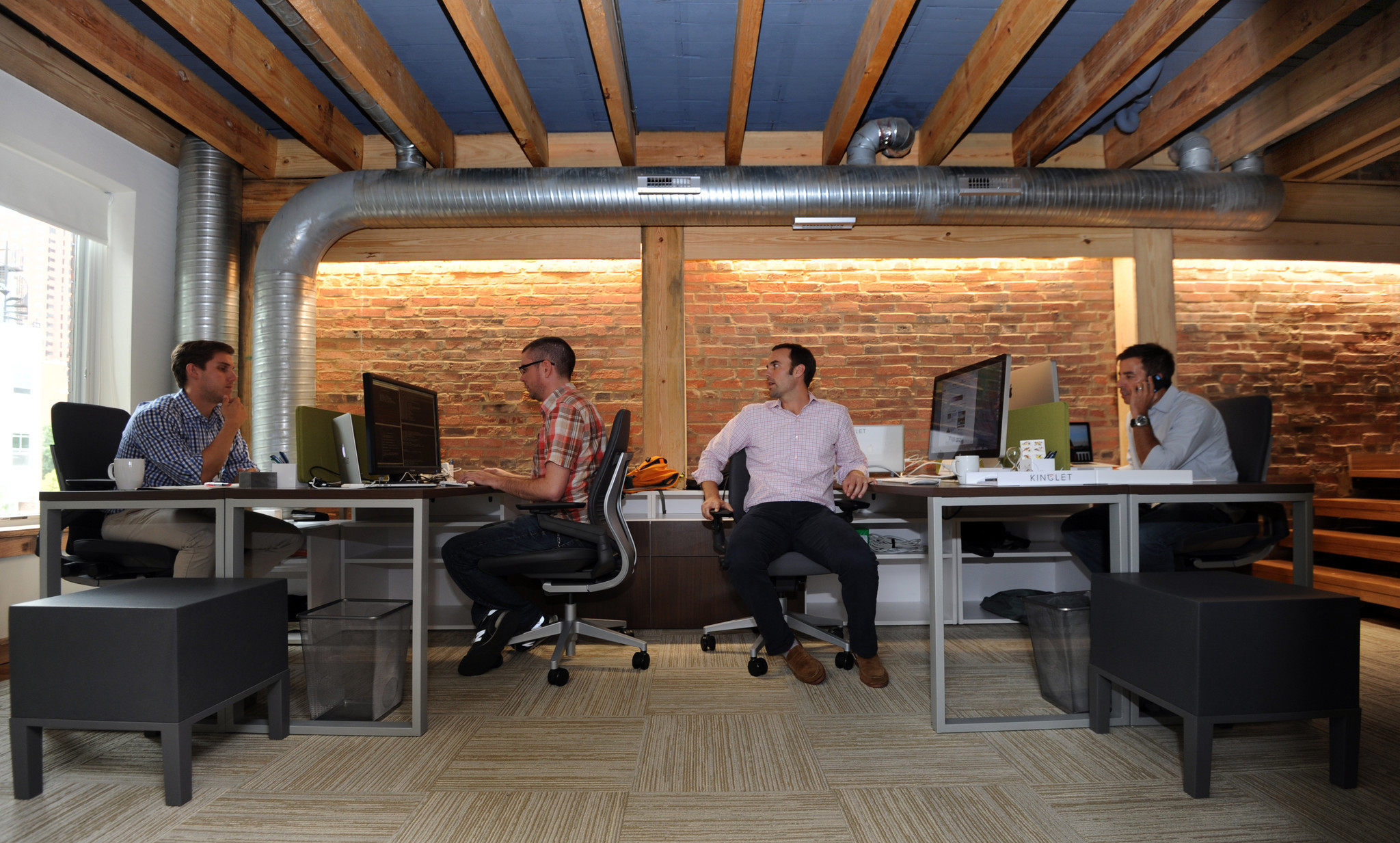 kinglet closes angel round of financing baltimore sun baltimore office space marketplace kinglet