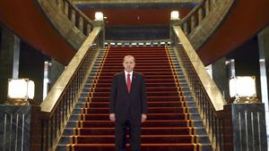 Related story: In Turkey, lavish new presidential palace proves divisive