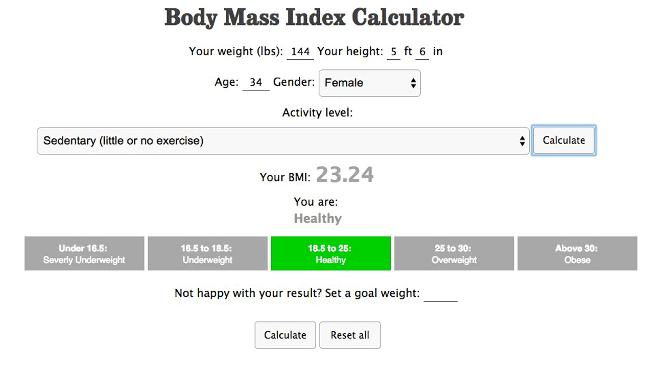 How To Calculate Bmi Solution For How To For Dummies