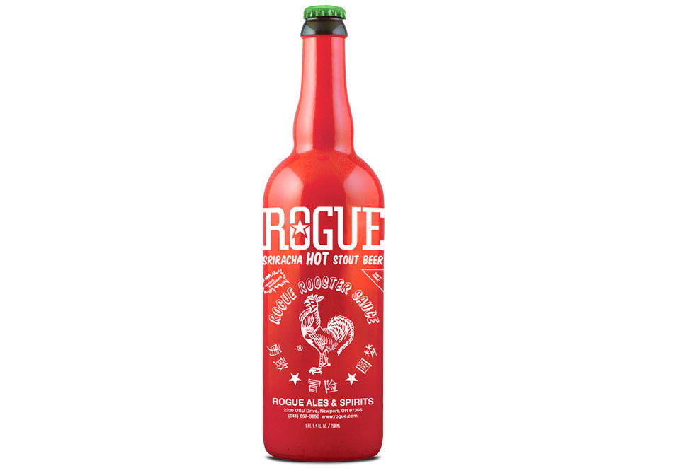 News Reality - There's a Sriracha beer -- and yes, it's spicy