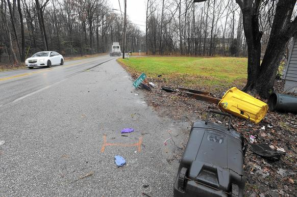 Glen Burnie Residents Near Fatal Accident Scene Accidents