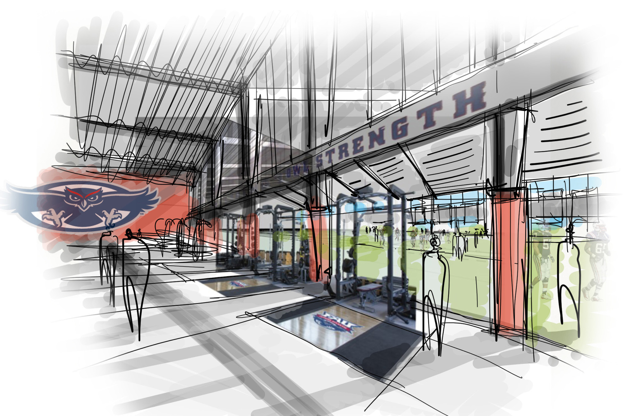 fau lands 16 million donation to help build new athletic facility