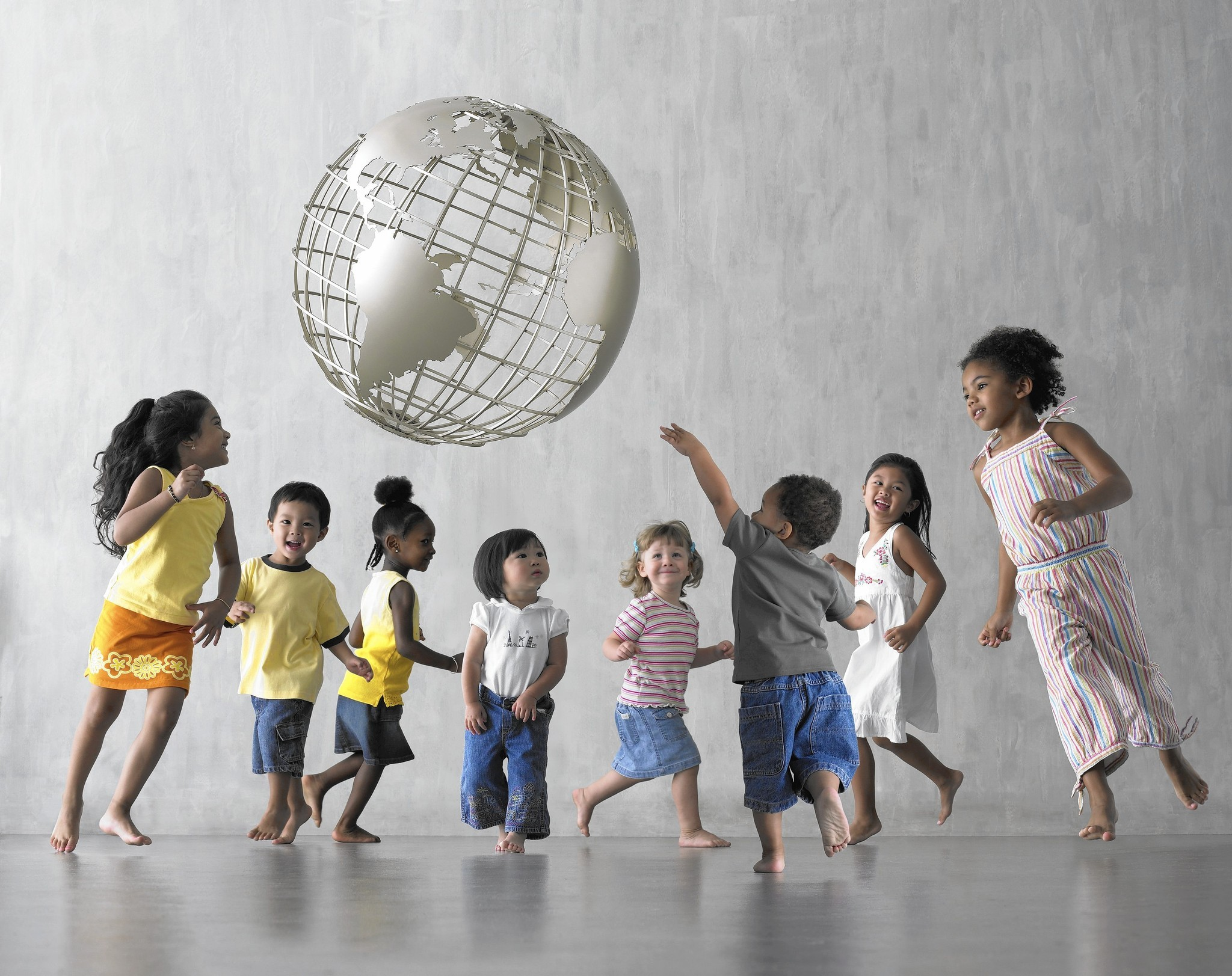 Cultural diversity pays off, for kids of all ages