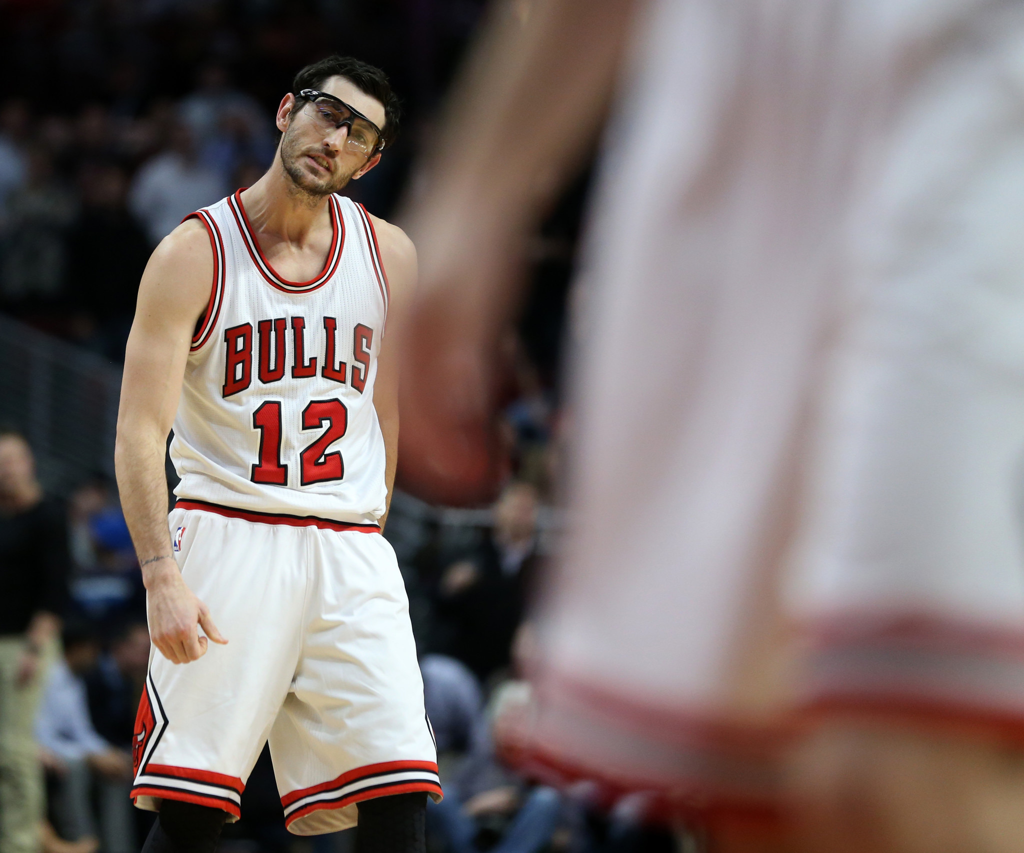 Kirk Hinrich takes blame for 'boneheaded' foul in double ...
