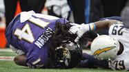 Sports Blast: Ravens injury report