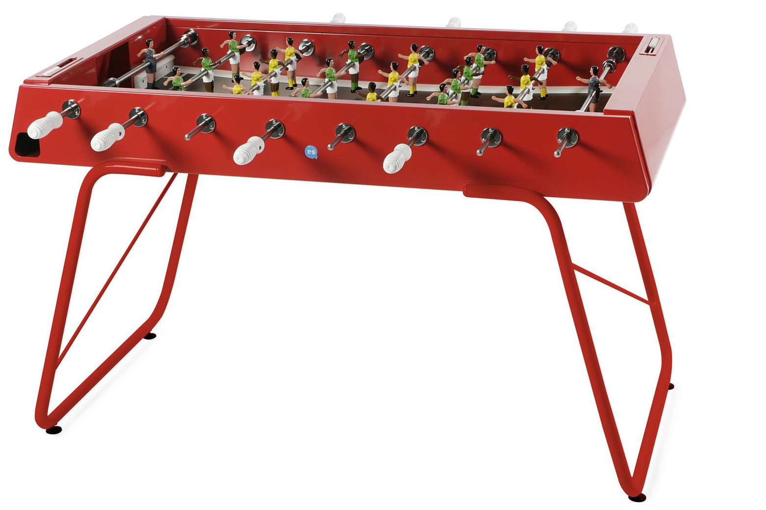 RS Barcelona steel indoor-outdoor foosball table