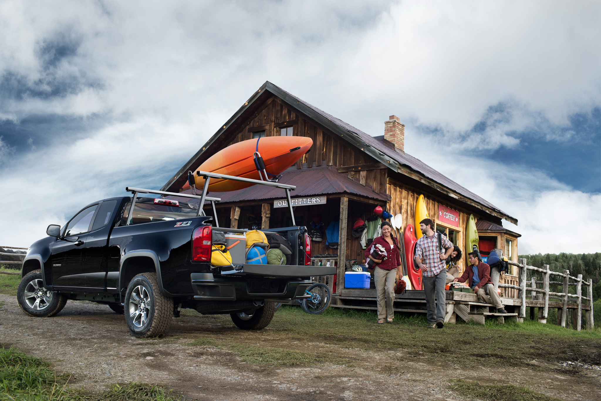 2015 chevy colorado delivers a tidy package of pick em up punch howard county times