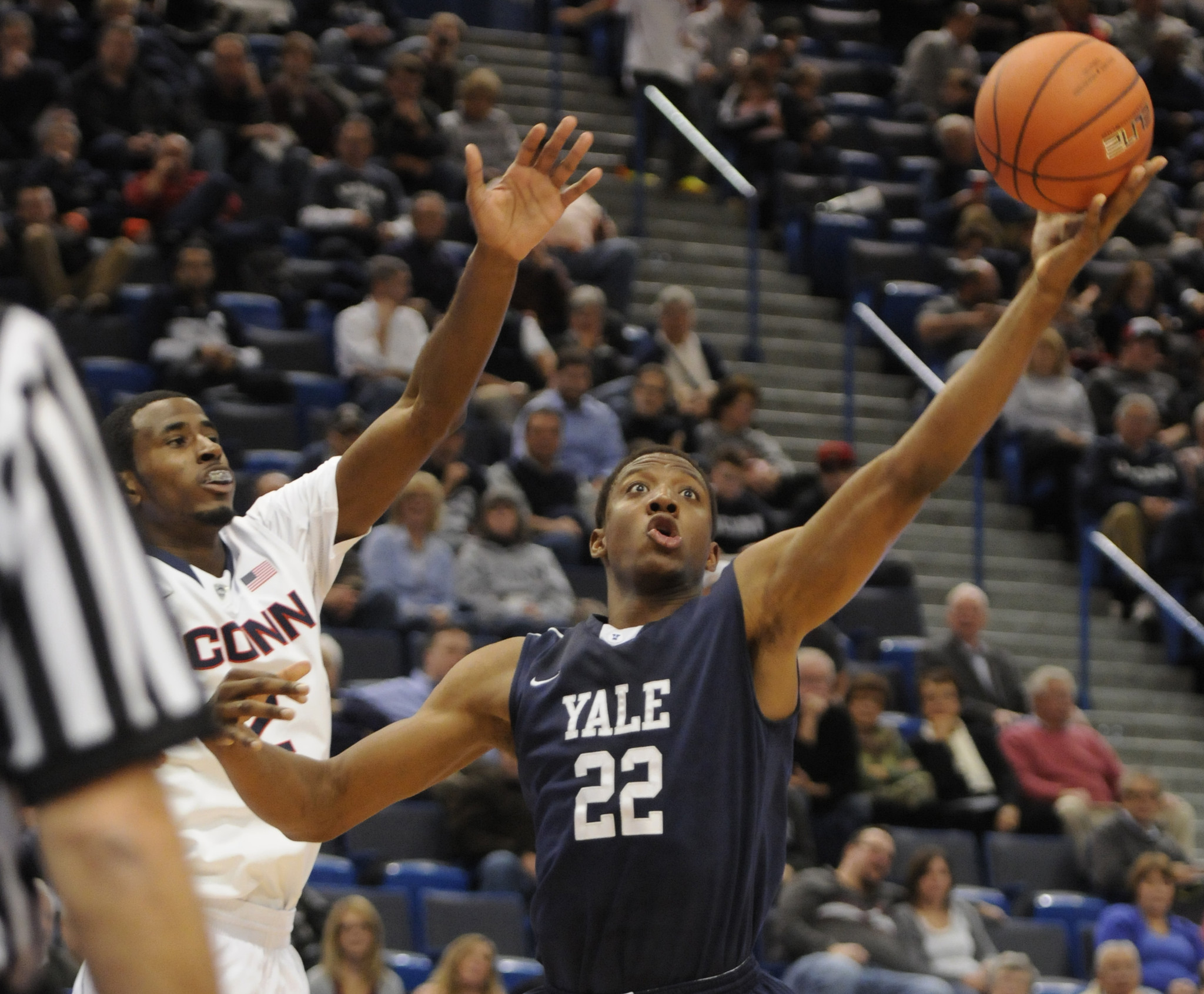 Yale basketball: Yale Plays UConn At Gampel Friday ...