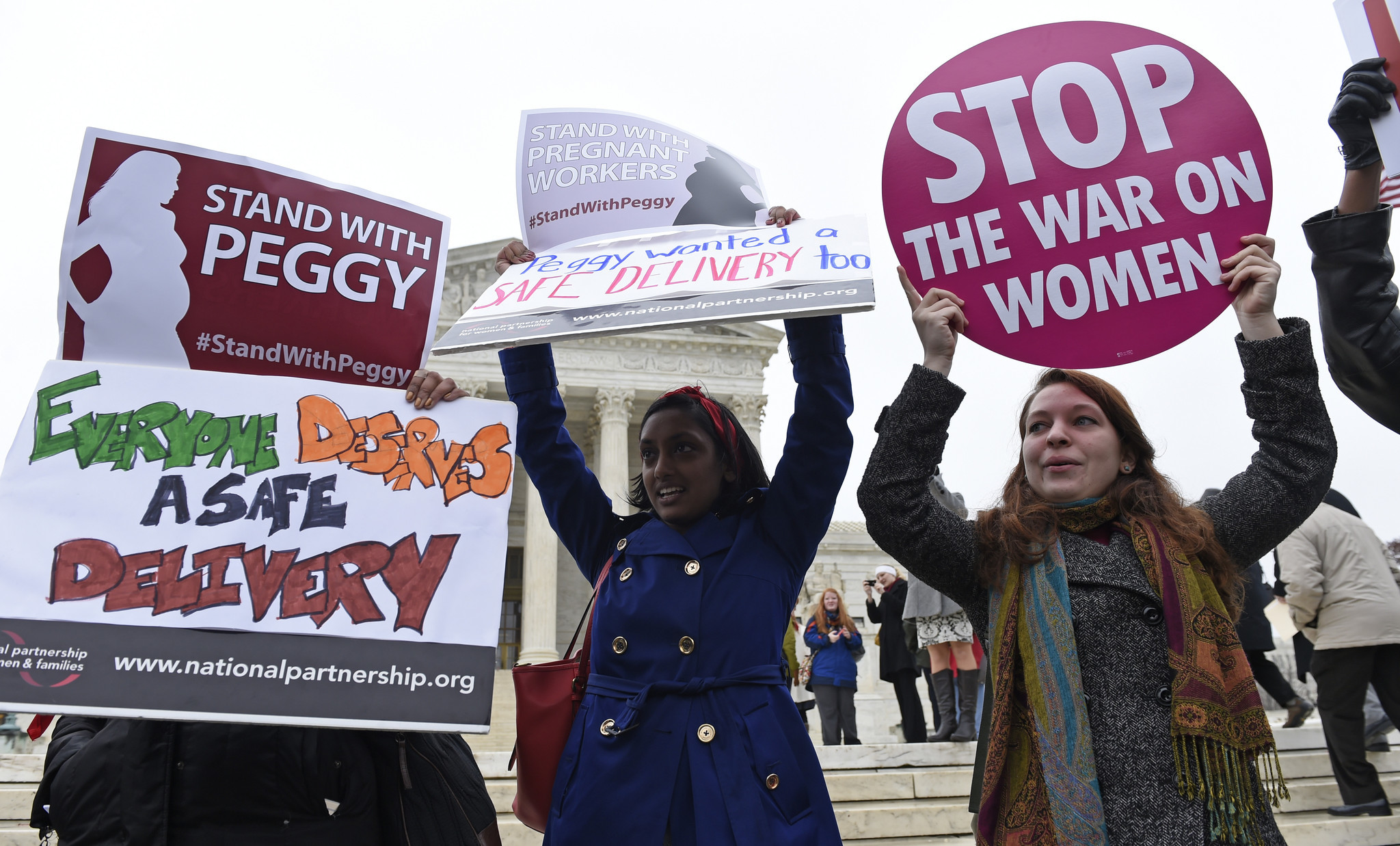 Supreme Court should affirm the rights of pregnant workers