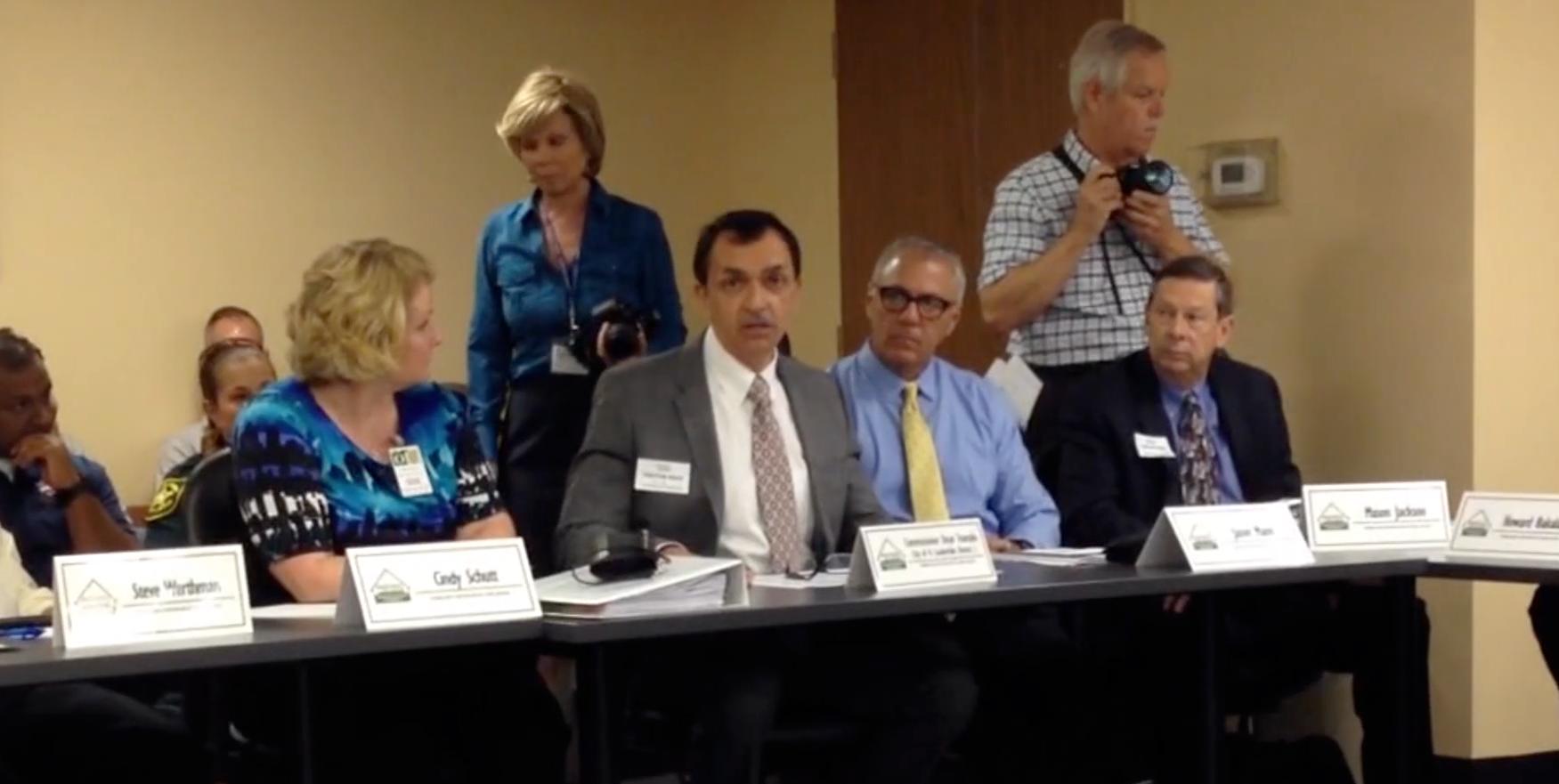 Broward Talks  >> Broward County Continuum Of Care Board Talks Homeless Feeding In