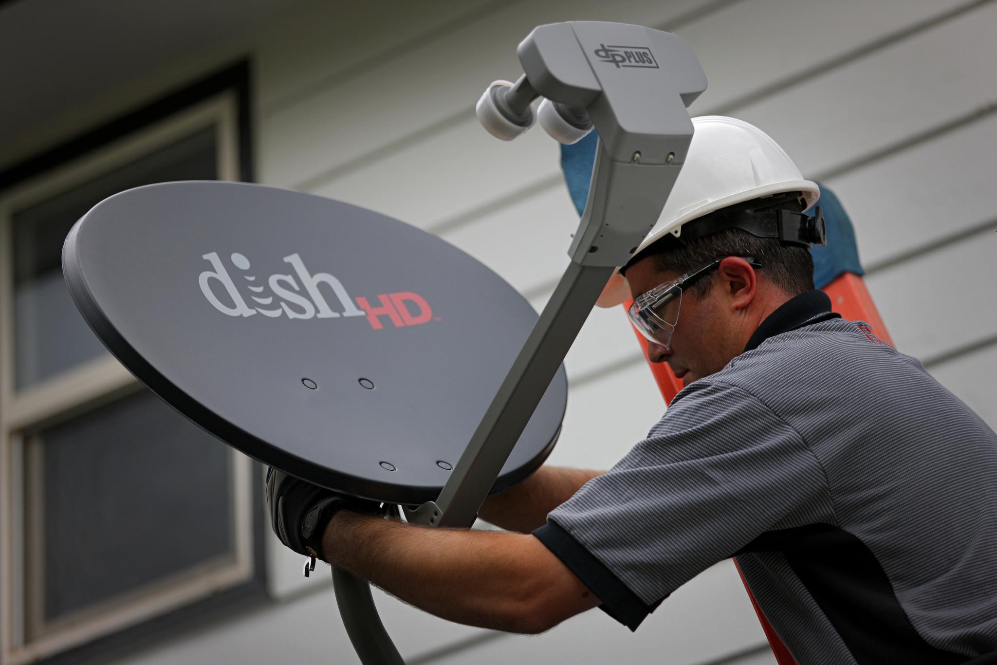 FLEX TV DISH LATINO