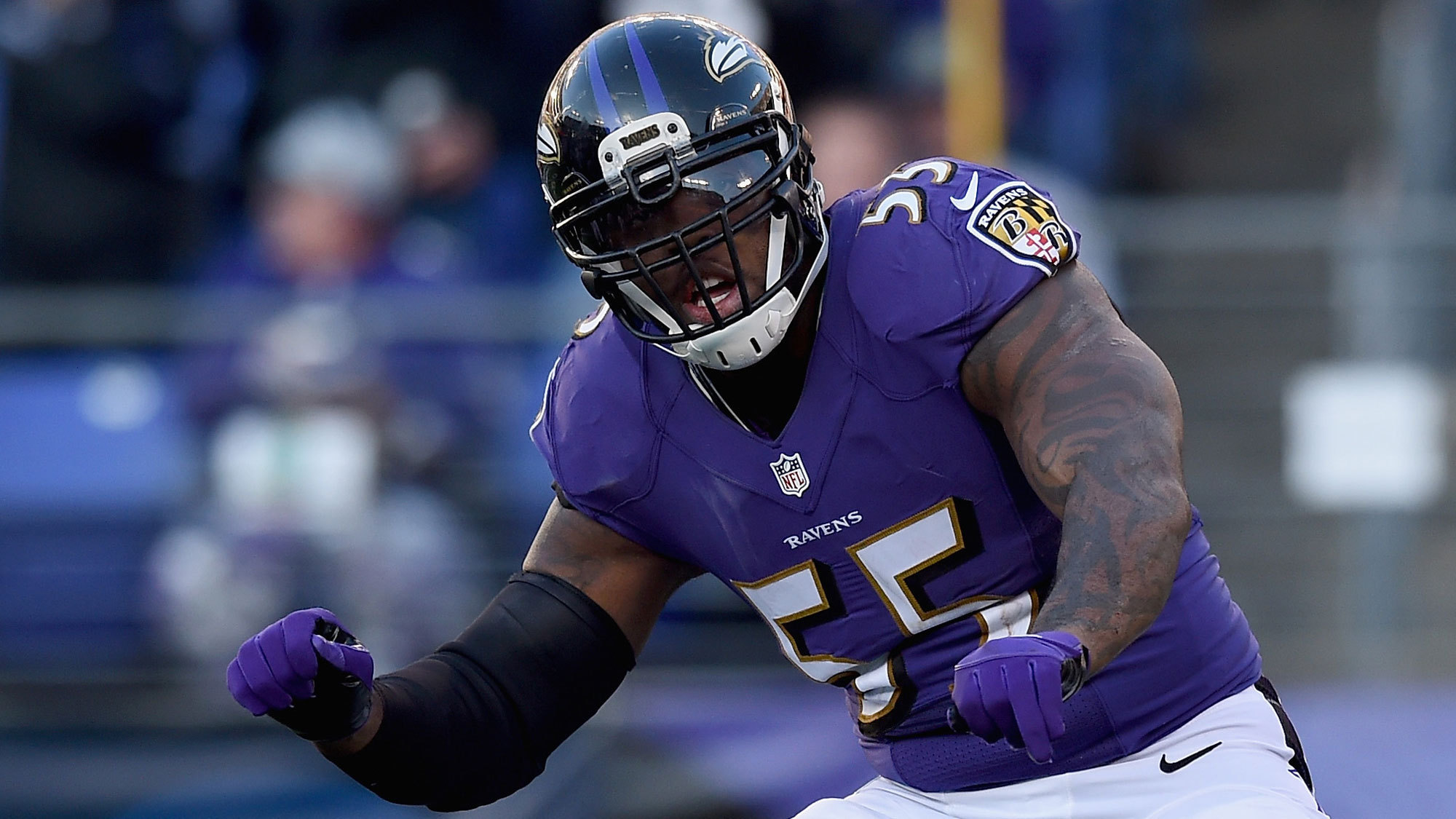 Terrell Suggs, domestic violence: Like his teammate Ray Rice, the ...