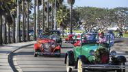 Photo Gallery: Huntington Harbour Christmas Classic Car Parade
